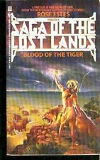 Complete Set Series - Lot of 3 Saga of the Lost Lands by Rose Estes (Fantasy)