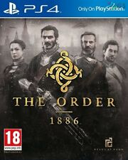 The Order 1886 PS4 * NEW SEALED PAL *