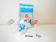 Playmobil police set 3324 ovp original box