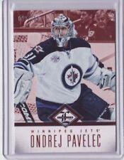 2012-13 Limited #111 Ondrej Pavelec /299 Base Card - Flat S/H