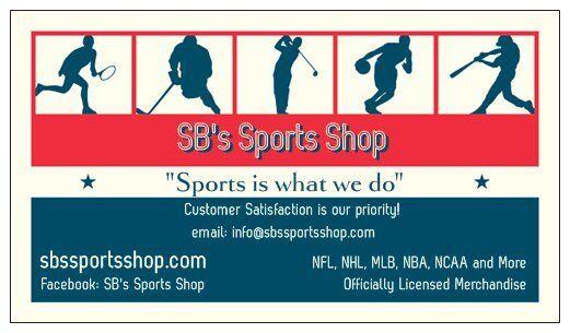 SB's Sports Shop