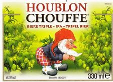 HOUBLON CHOFFE IPA - BELGIEN 2016 - BEER LABEL / ETIQUETTES / ETIKETT
