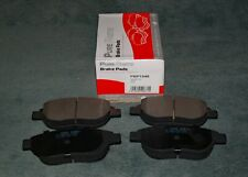 Peugeot 207 Front Brake Pads Set OE Quality Replacement PAD1548