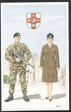 Military Postcard - University of Bristol Officers' Training Corps   DR591