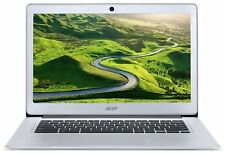Acer Chromebook 14 Inch Intel Celeron 1.6GHz 2GB 32GB Laptop - Silver