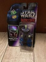 STAR WARS Shadows of the Empire Prince Xizor action figure Hasbro Kenner NEW