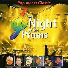 Night of the Proms 2001 von Various | CD | Zustand gut