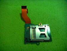 GENUINE SONY DSC-H9 SD CARD BOARD REPAIR PARTS