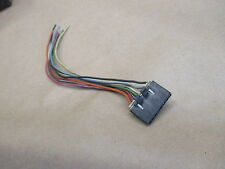 93-02 Firebird LH Power Mirror Switch Connector Wiring Harness Pigtail