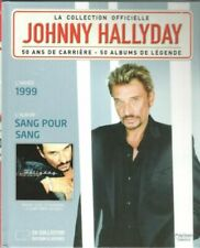 Sang pour Sang by Johnny Hallyday (CD, 1999, Mercury)