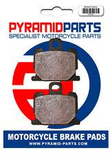 Front brake pads for Yamaha XJ750 82-84