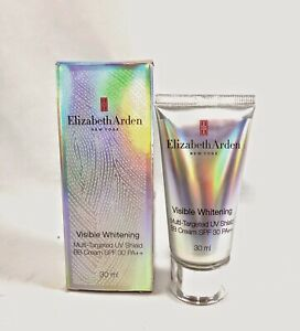 Elizabeth Arden Visible Whitening Multi Targeted UV Shield BB Cream SPF30 U CHOS