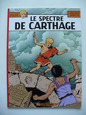 RE brochée 2001 (comme neuf) - Alix 13 (le spectre de Carthage) - Martin