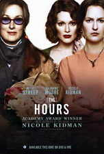 THE HOURS Movie POSTER 27x40 Nicole Kidman Julianne Moore Meryl Streep Stephen