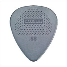 Dunlop Guitar Picks  Nylon   Max-Grip  72 Pack  .88mm 449R.88