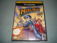 MegaMan Anniversary Collection, Nintendo Gamecube, Complete, NTSC (USA) CAPCOM