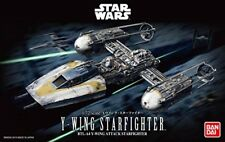 Bandai Star Wars 1/72 Y-Wing Starfighter Building Kit Free Shipping