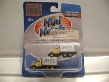 Kraft Foods White Super Power Refrigerated Vans / 1:160 Mini Metals
