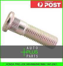 Fits HONDA PRELUDE BB5/BB6/BB7/BB8 1997-2001 - Wheel Hub Stud Lug