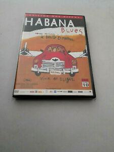 """DVD """"HABANA BLUES"""" 2DVD BENITO ZAMBRANO EDICION ESPECIAL"""