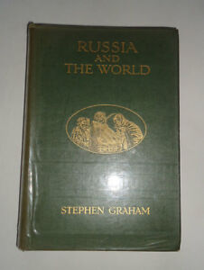 RUSSIA AND THE WORLD: Study in War & World Problems: Moscow / War in Poland 1915