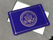 RARE used US Department of State Placemat By Jason T5