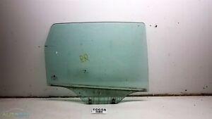 05-08 Pontiac Wave LT Hatchback RR RH Door Power Window Glass Clear OEM