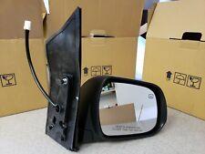 NEW WHITE Right Passengers Side Door Mirror 2011-2014 Toyota Sienna Power Heated