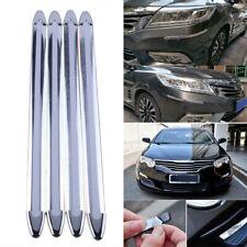 4 Stücke Auto Body Stoßstange Schutz Gummi Streifen Gummi Kantenschutz
