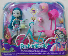 Enchantimals ~ Construit Pour Deux Tricycle Playset ~ Inc taylee Tortue Poupée & Pet