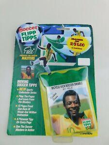 VTG Soccer FLIPP TIPPS By Pele Bicycle Kick/Soccer Dribble  Masters Series 1989