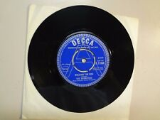 """DENNISONS:Walking The Dog-You Don't Know What Love Is-U.K. 7"""" Decca F.11880 Demo"""