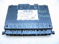 03-06 MERCEDES CLK500 E500 C320 W209 SEAT CONTROL MODULE PASS RIGHT FRONT 5817