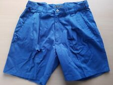 Nike Golf Blue Chino Short Size W36