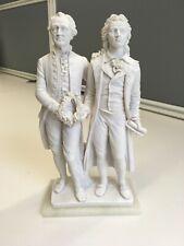 Goethe- und Schillerdenkmal - Standbild Büste