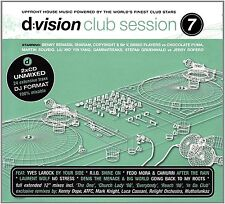 D:Vision Club Session 7  / 2-CD / NEU+OVP-SEALED!