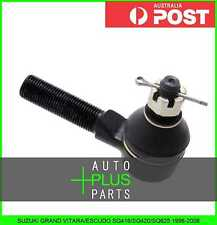 Fits SUZUKI GRAND VITARA/ESCUDO SQ416/SQ420/SQ625 - Steering Tie Rod End Outer