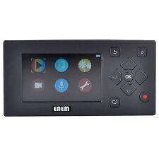 """ENEM AV Recorder 3""""screen Rechargable SD CARD AV  HDMI Output 8GB  speaker"""