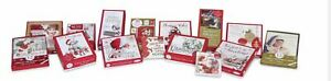 Christmas Cards Bumper Box Assorted Designs Xmas Adult Children Cute Gift Card