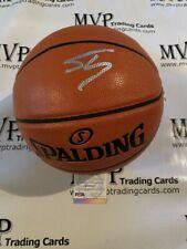 Shaquille O'Neal Autograph Replica NBA Basketball - PSA/DNA COA