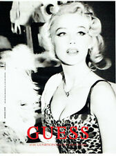 PUBLICITE ADVERTISING 056  2011  Guess by Marciano & Amber Heard