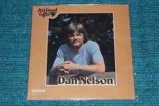 DAN NELSON All Good Gifts RARE CCM SEATTLE LISTEN LP Archivist