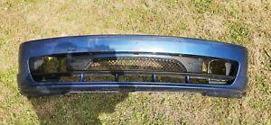 Bmw e46 coupe front bumper Topaz Blue