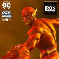 Iron Studios The Flash by Ivan Reis 1:10 Scale Statue Exclusive Limited Figure