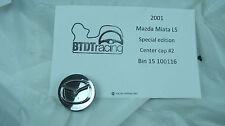 2001  Mazda Miata special edition wheel center cap polished #2