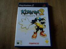 Klonoa 2 Lunateas Veil Case for PS2 - Empty Rep Box Only