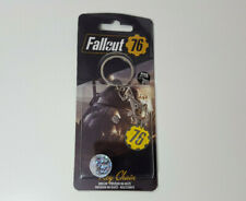 Rare Fallout 76 Press Kit Promo Promotional Logo Keychain Key Chain