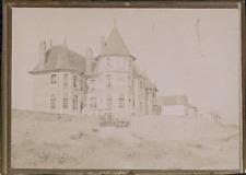 France, Loire-Atlantique, La Baule, Maison bourgeoise, ca.1900, Vintage citrate