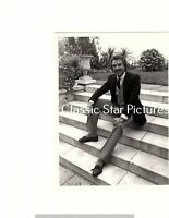 S525 Tom Selleck candid 6 x 8 photograph