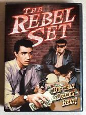 The Rebel Set (DVD, 1959) - E0527